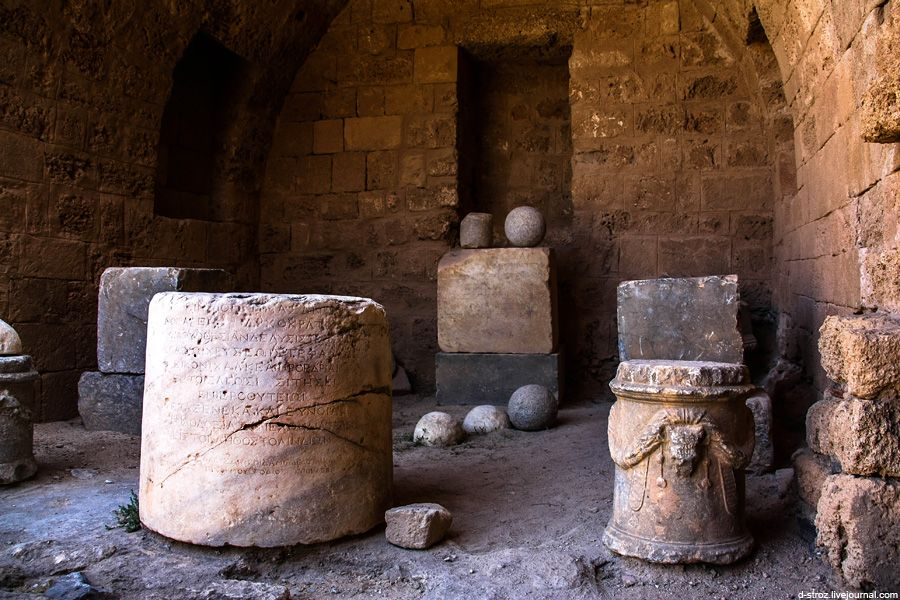 фото артефакты в акрополе