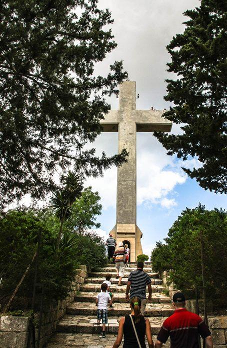 фото крест Иисуса Христа