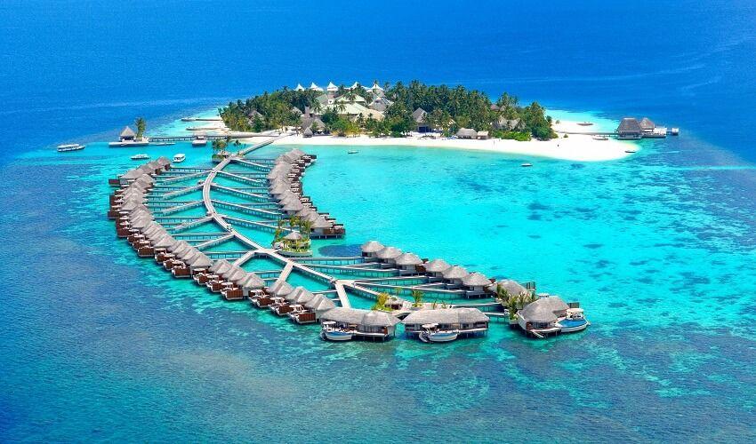 Мальдивы: цена путевки с перелетом