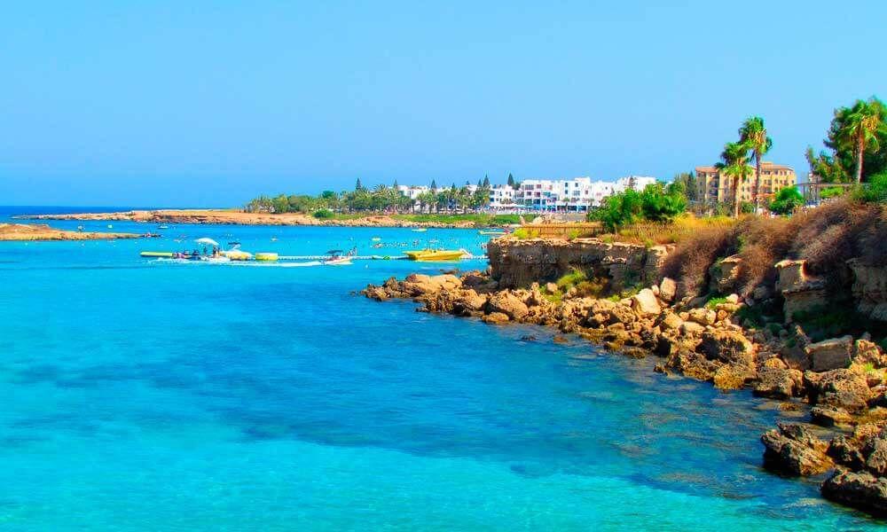 фото правильный отдых на Кипре