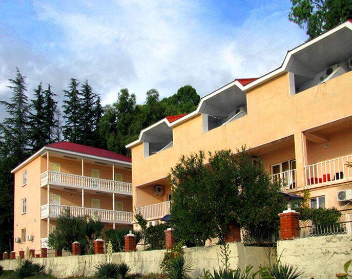 фото дома отдыха Пансионат Апсны-Абазашта