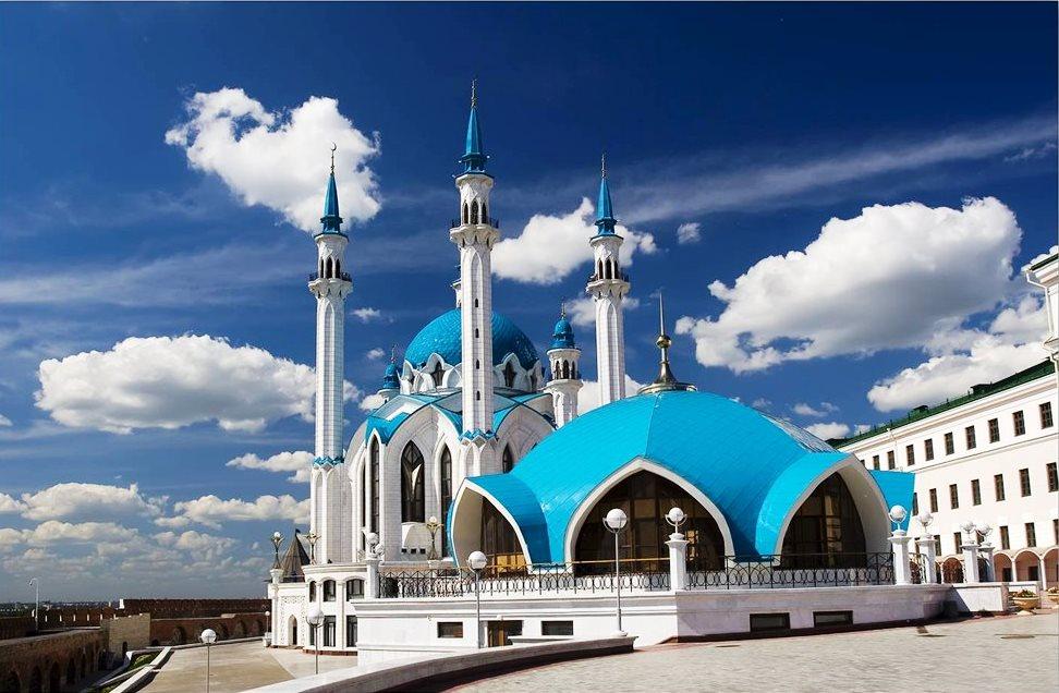 мечеть Куль Шариф