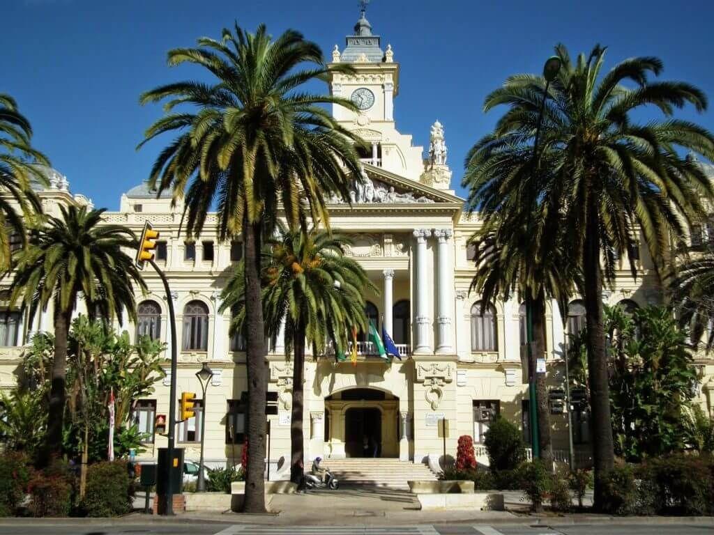 фото муниципалитета Малаги