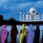 фото Индии Тадж-Махал