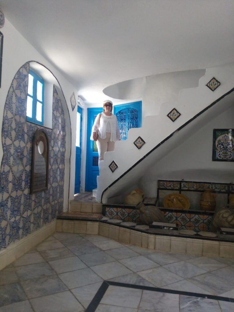 тунисский домик