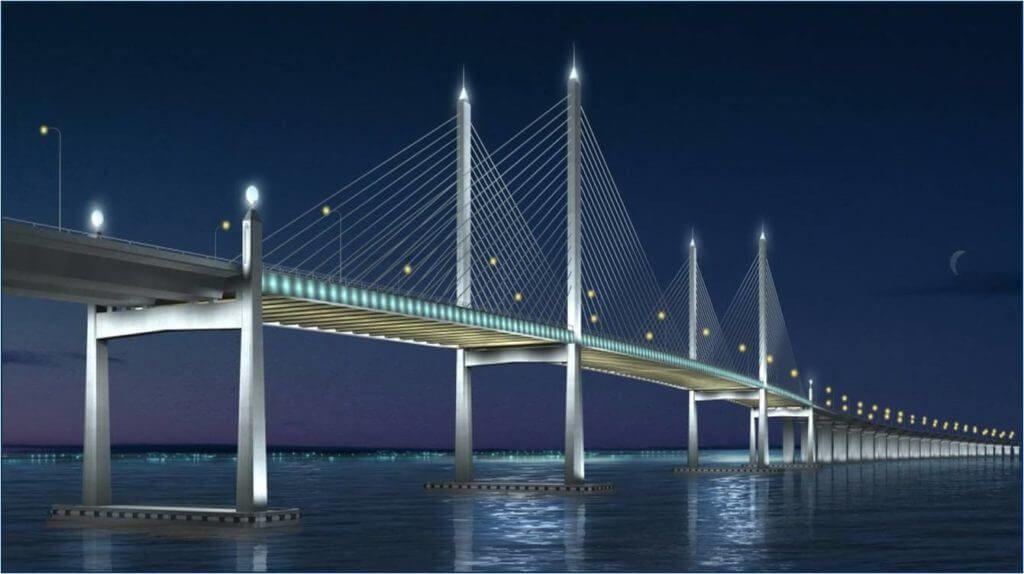 фото мост Пенанг