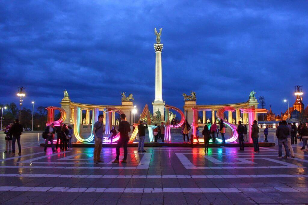 Фото Центр Будапешта