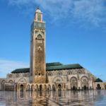 фото мечети в Касабланке