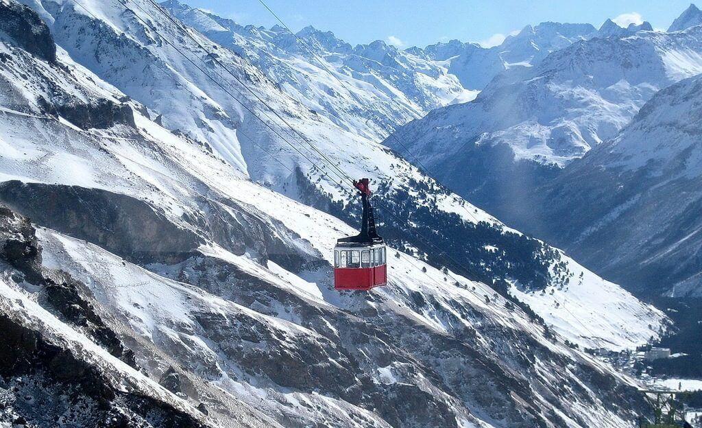 горнолыжный отдых в Приэльбрусье