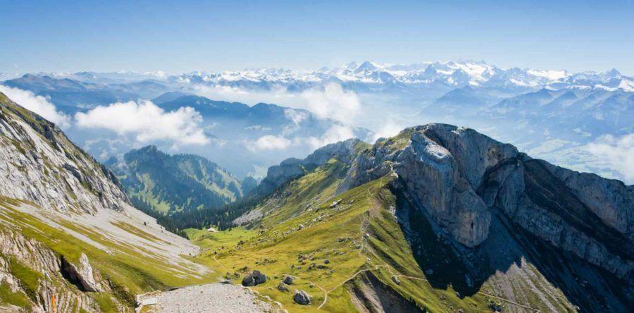 Кавказские горы для смелых духом