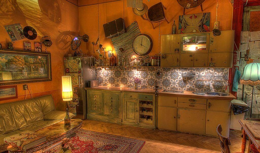 Фото хостел «Lavender Circus Hostel»