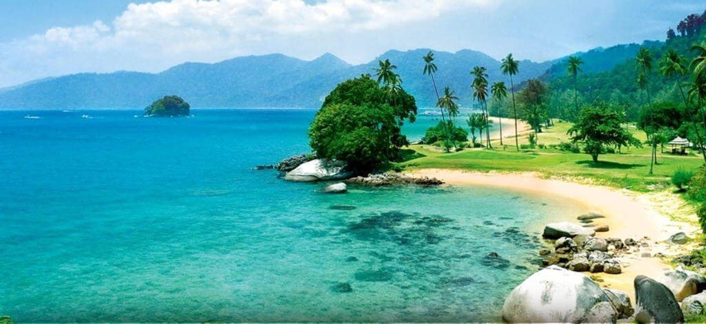 фото остров Тиоман