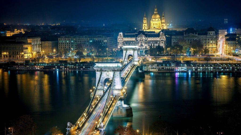 Фото Будапешт Дунай набережная