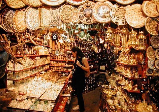 фото базаров в Объединенных Арабских Эмиратах