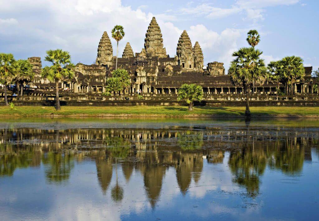фото Ангкора в Камбодже
