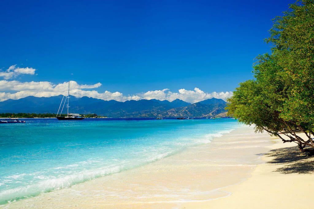 фото острова Ломбок Индонезия
