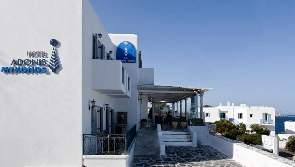 фото Mykonos Adonis Hotel