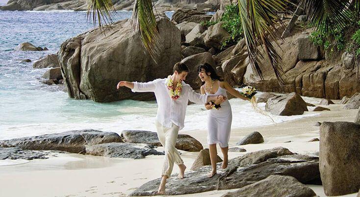 фото свадебных туров на Сейшелы