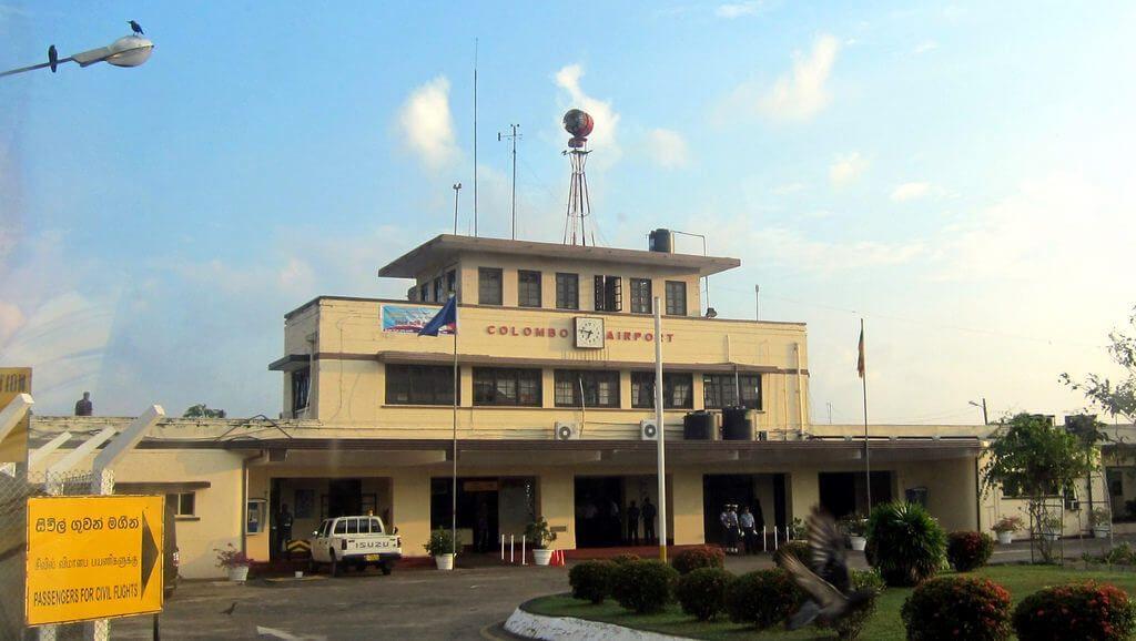 фото аэропорта Коломбо Шри-Ланка