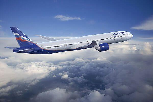 фото самолетов компании Аэрофлот