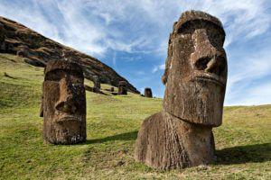 фото острова Пасхи
