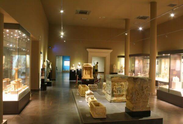 музей археологии в Алании