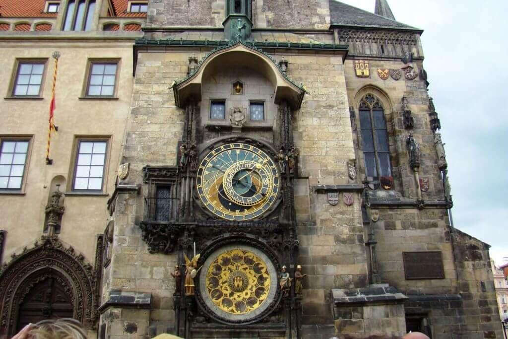 Староместская ратуша в Чехии