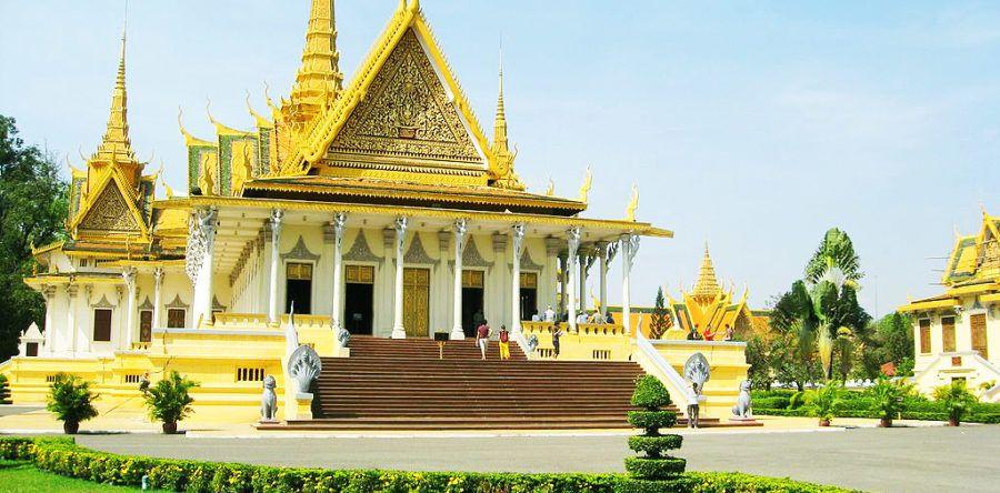 Туры в Камбоджу – новую туристическую жемчужину