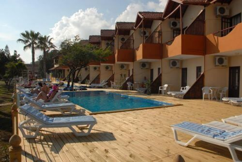 фото отеля Банана в Турции (Аланья)