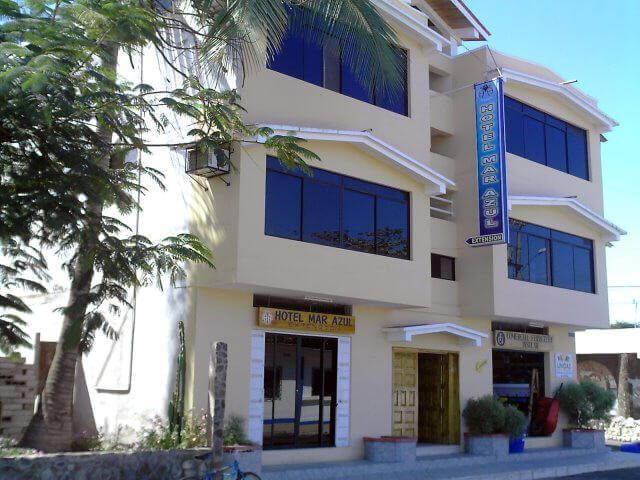 Hotel Mar Azul San Cristobal