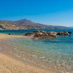 фото пляжа Калафатис