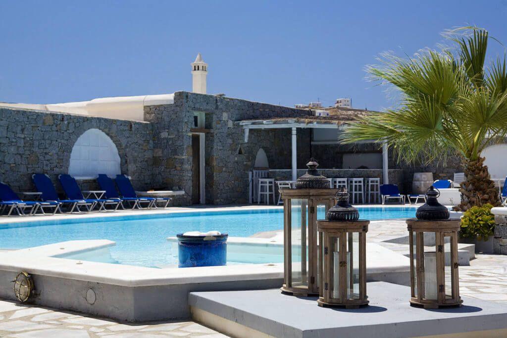 фото Vanilla Hotel Миконос