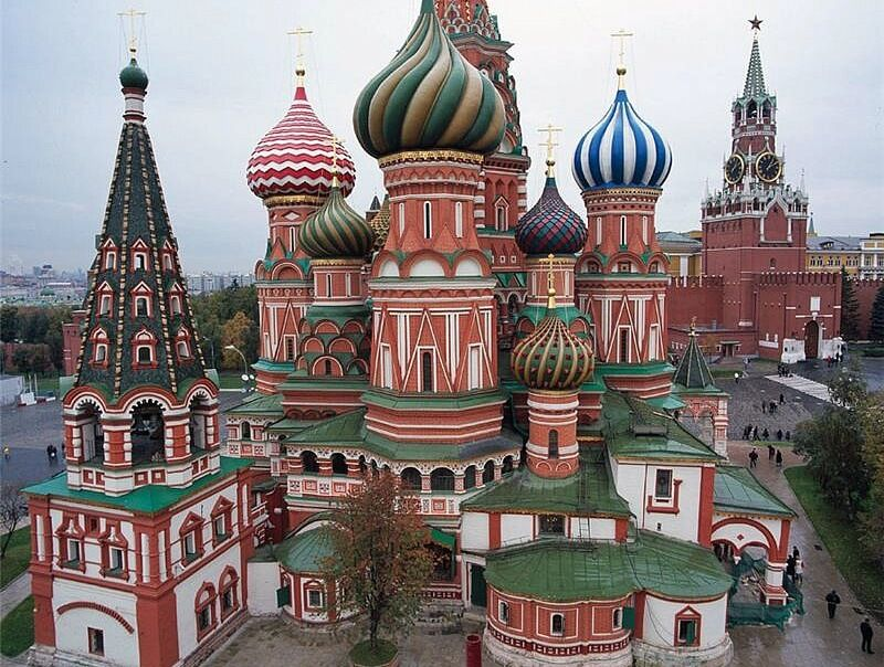 Собор Покрова Пресвятой Богородицы в Москве