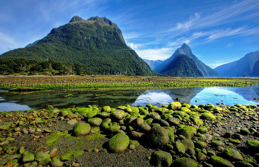 фото Новой Зеландии