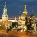 Кремль и храм Василия Блаженого