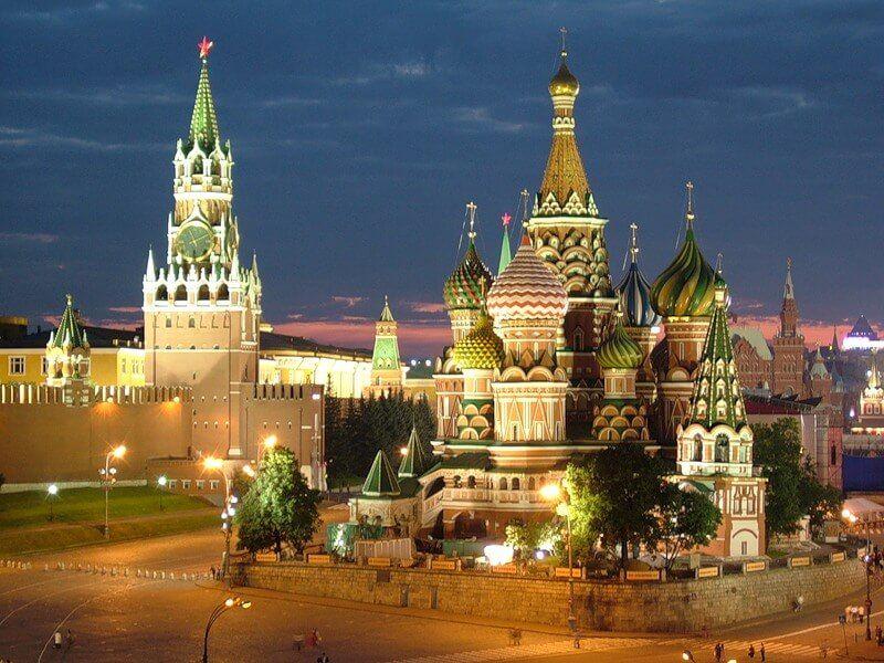 Москва имеет достопримечательности, которые необходимо посмотреть каждому