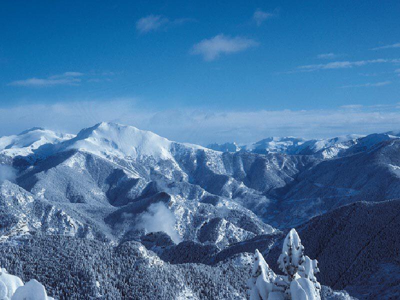 фото горы Эскальдес