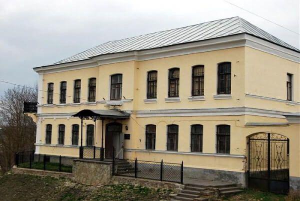 Музей творчетсва Билибина в Ивангороде