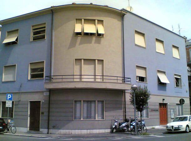 Дом-музей Федерико Феллини в Римини