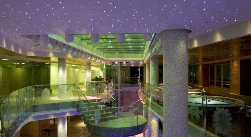 sport hotel Hermitage 5