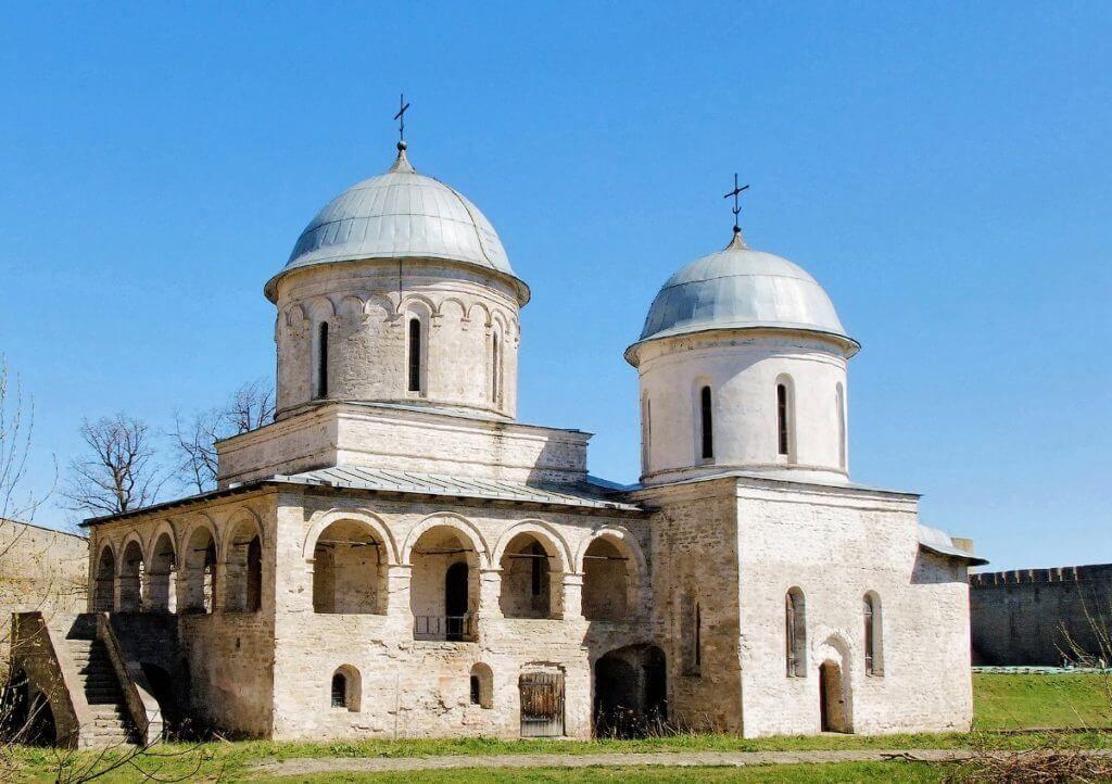 Успенский собор в Ивангороде