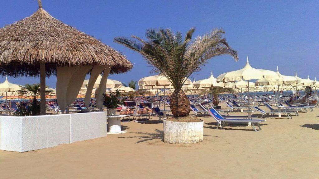 Фото пляжей Римини