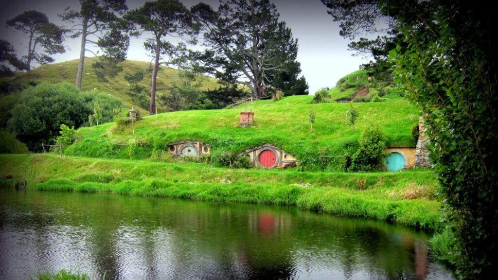 Хоббитон Новая Зеландия
