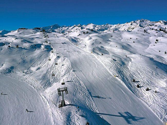 горнолыжный отдых в Доломити-ди-Брента
