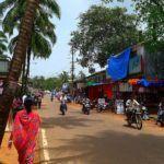 Улицы Калангута