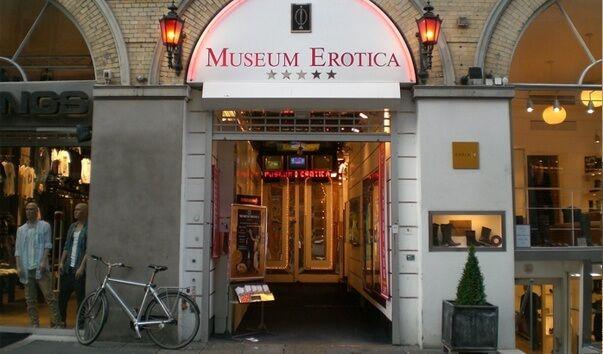 Музей эротики в Дании