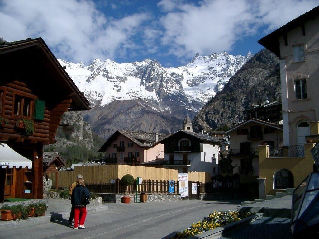 горнолыжный отды в Валь-ди-Сузы