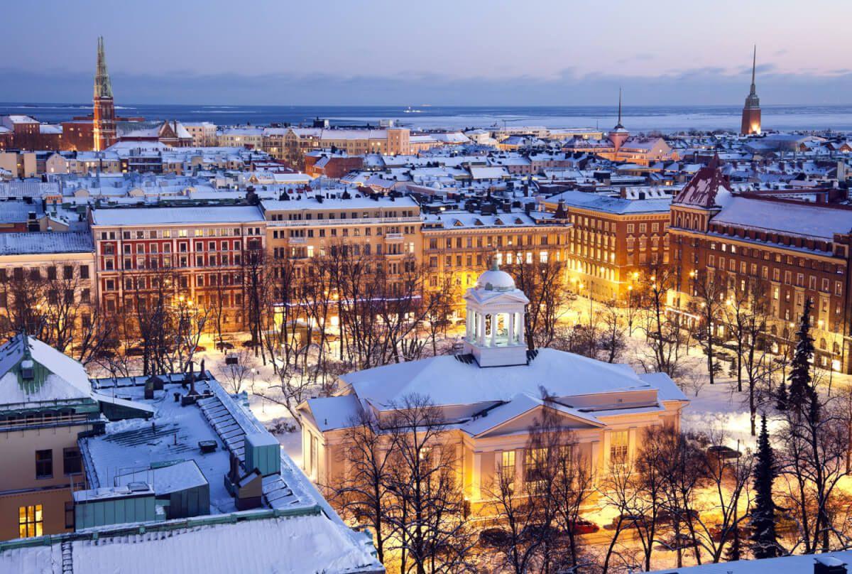 рассказал, что хельсинки красивые места с фото него вышли