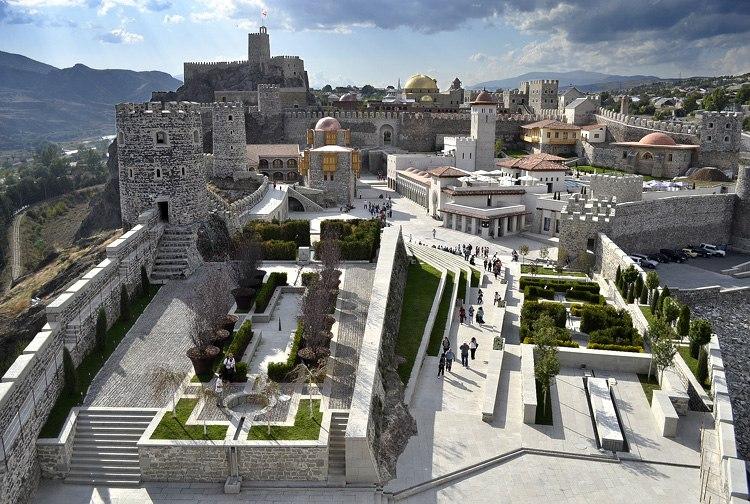 Ахалцихе - крепость