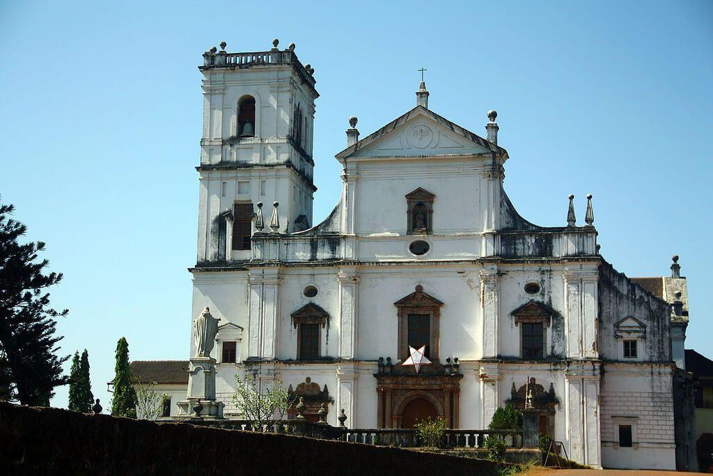 Старый Гоа, собор
